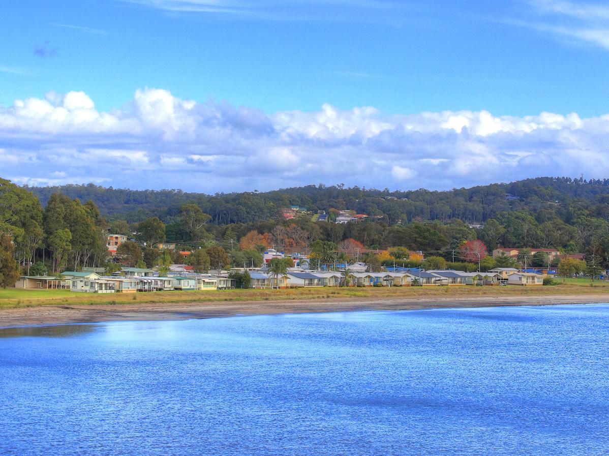 Clyde View Holiday Park - Hotell och Boende i Australien , Batemans Bay