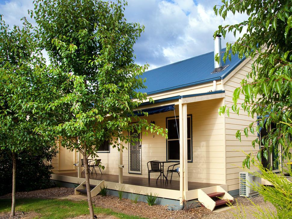 Alpine Valley Cottages - Hotell och Boende i Australien , Bright