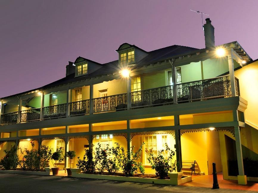 The Clifton Motel and Grittleton Lodge - Hotell och Boende i Australien , Bunbury