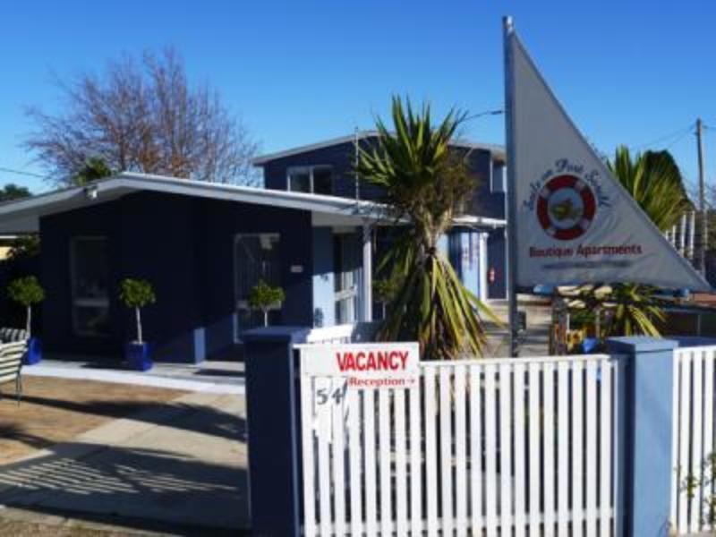Sails On Port Sorell Boutique Apartments - Hotell och Boende i Australien , Port Sorell