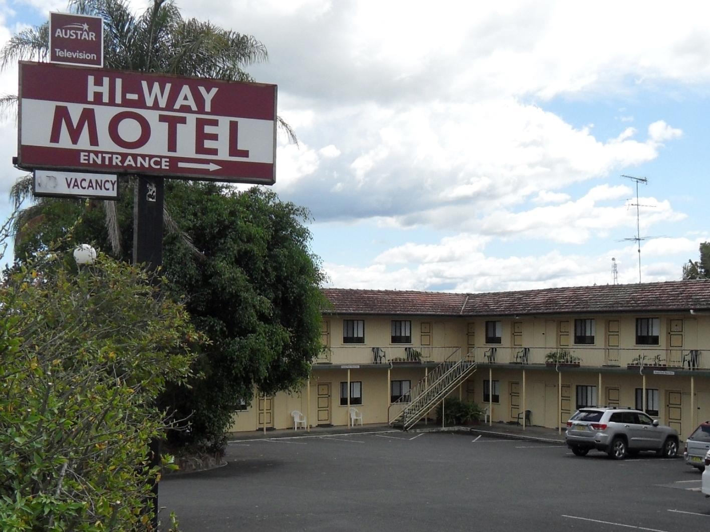 Hi-Way Motel Grafton - Hotell och Boende i Australien , Grafton