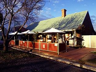 Emeu Inn Restaurant, Bed & Breakfast and Wine Centre - Hotell och Boende i Australien , Heathcote