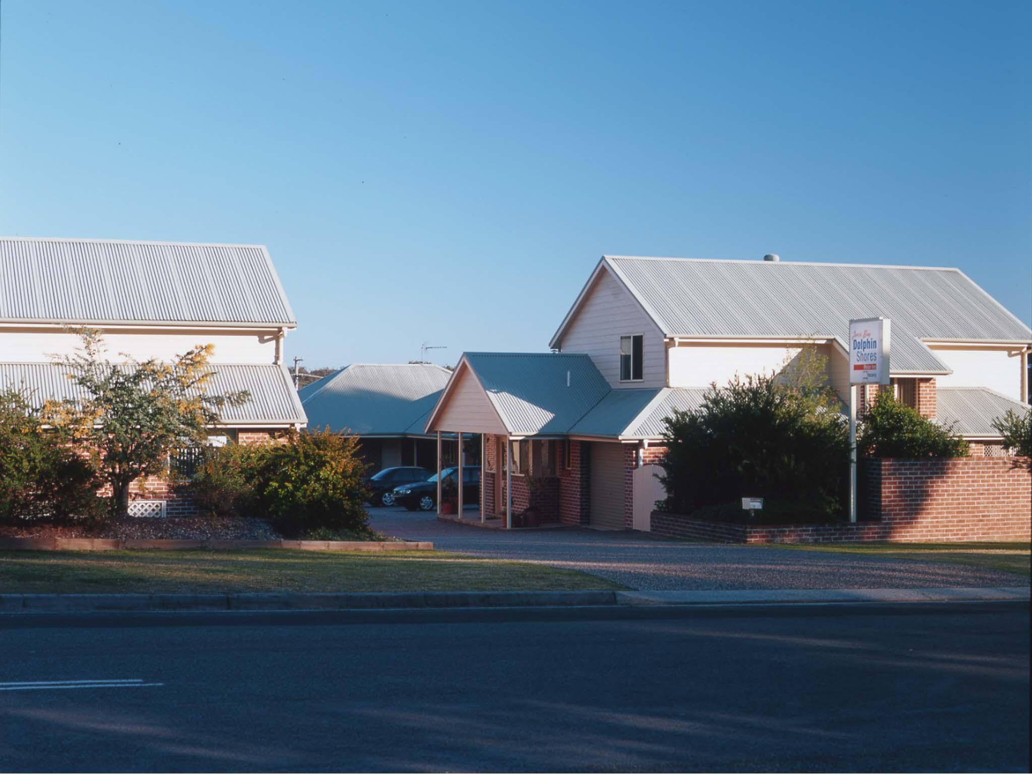 Dolphin Shores Hotel - Hotell och Boende i Australien , Jervis Bay