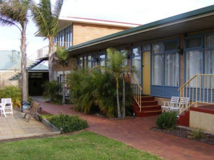 Kangaroo Island Seaview Motel - Hotell och Boende i Australien , Kangaroo Island