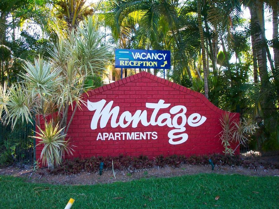 Montage Beach Apartments - Hotell och Boende i Australien , Mission Beach