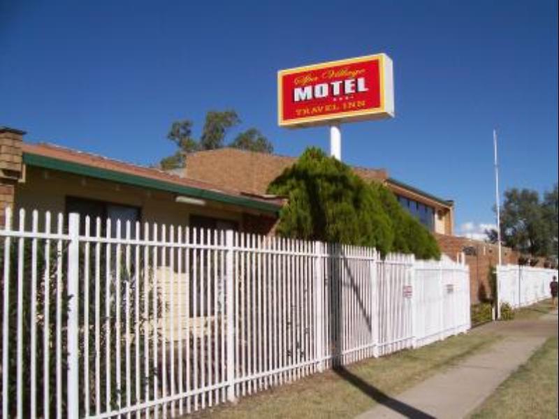 Spa Village Travel Inn - Hotell och Boende i Australien , Moree