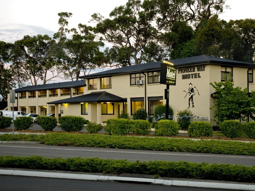 Pioneer Way Motel - Hotell och Boende i Australien , Blue Mountains