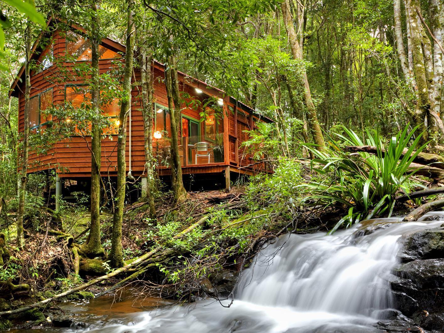 The Mouses House Rainforest Retreat - Hotell och Boende i Australien , Guldkusten