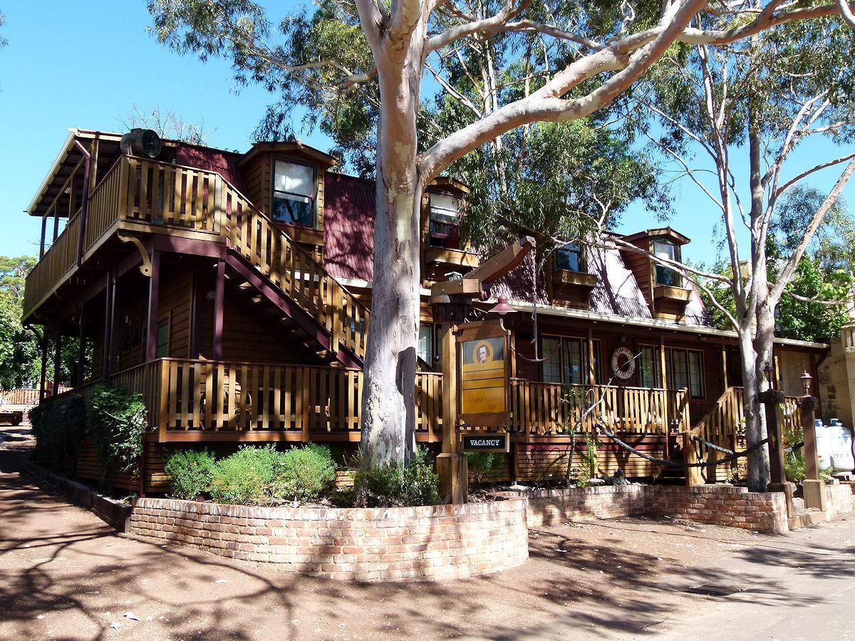 Admiral Stirling Inn - Hotell och Boende i Australien , Margaret River Wine Region
