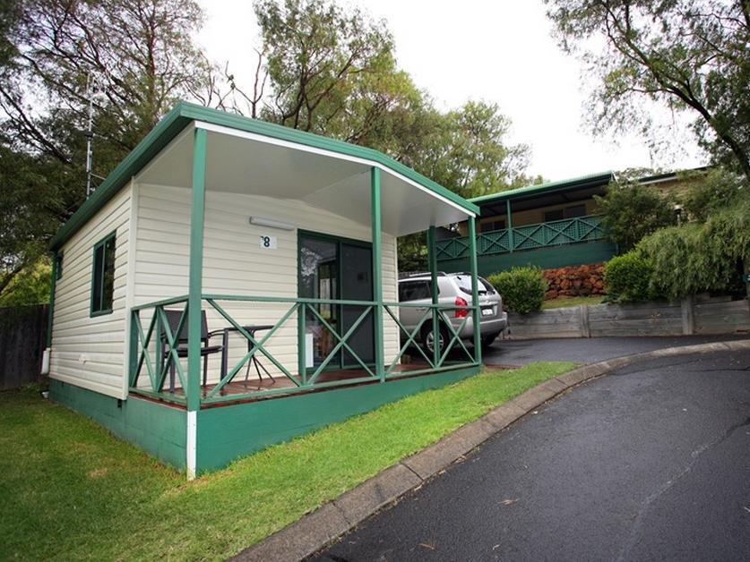Riverview Tourist Park Cabins - Hotell och Boende i Australien , Margaret River Wine Region