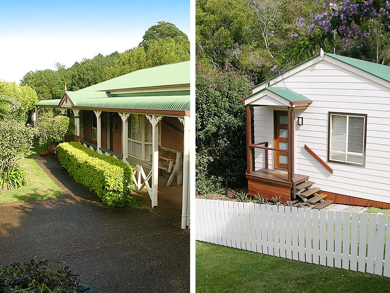 Apple Tree Cottage - Hotell och Boende i Australien , Sunshine Coast