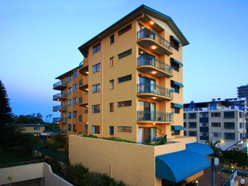 Sunshine Towers Holiday Apartments - Hotell och Boende i Australien , Sunshine Coast