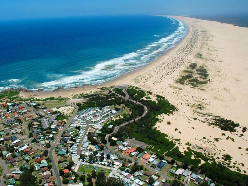 Birubi Beach Holiday Park - Hotell och Boende i Australien , Port Stephens