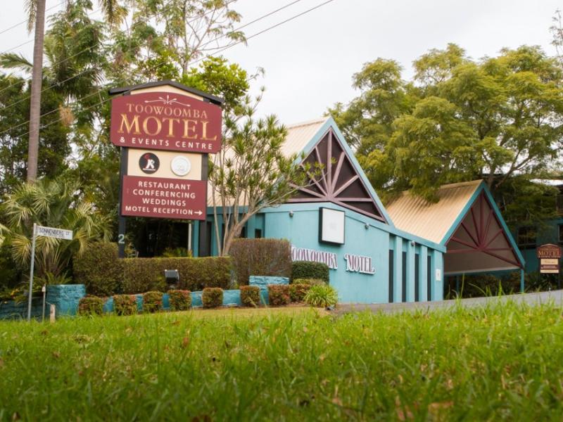 Toowoomba Motel & Events Centre Toowoomba