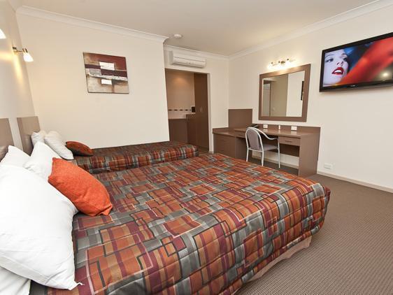 Heritage Motor Inn Wagga - Hotell och Boende i Australien , Wagga Wagga
