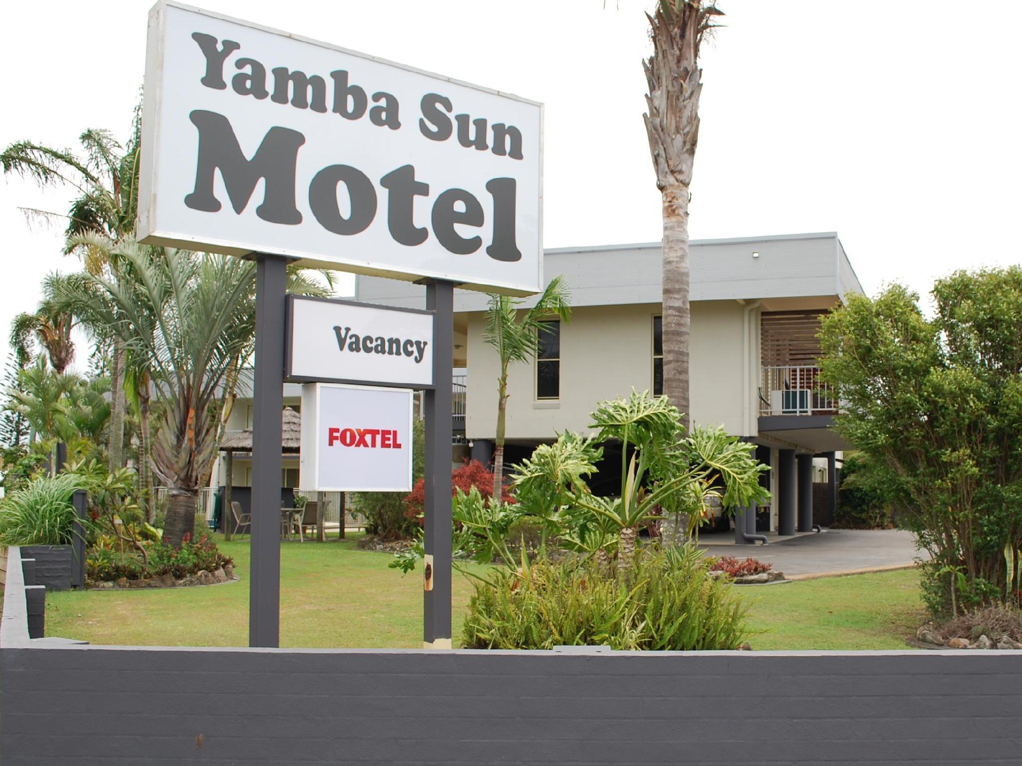 Yamba Sun Motel - Hotell och Boende i Australien , Yamba