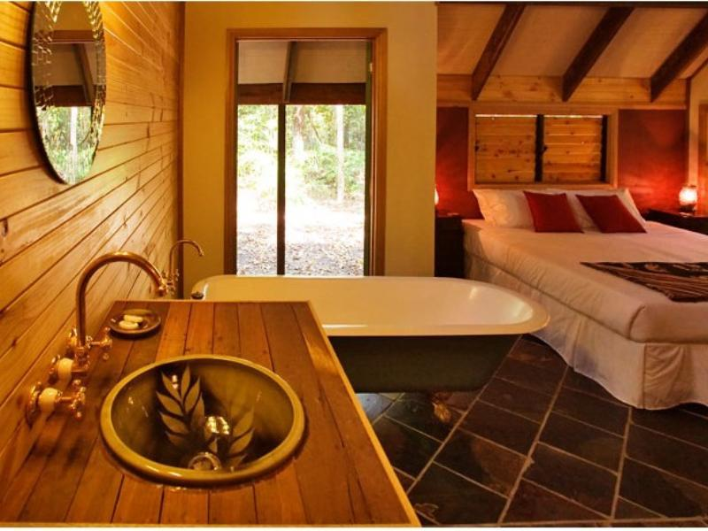 Rainforest Ranch - Hotell och Boende i Australien , Yeppoon
