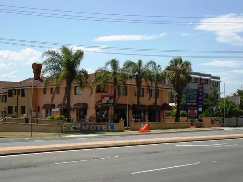 Paradise Inn Motel - Hotell och Boende i Australien , Guldkusten