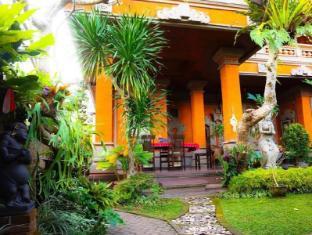 Desak Putu Putera Homestay Bali - Bahçe