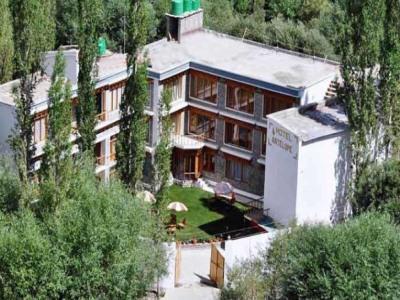 Hotel Antelope - Hotell och Boende i Indien i Leh