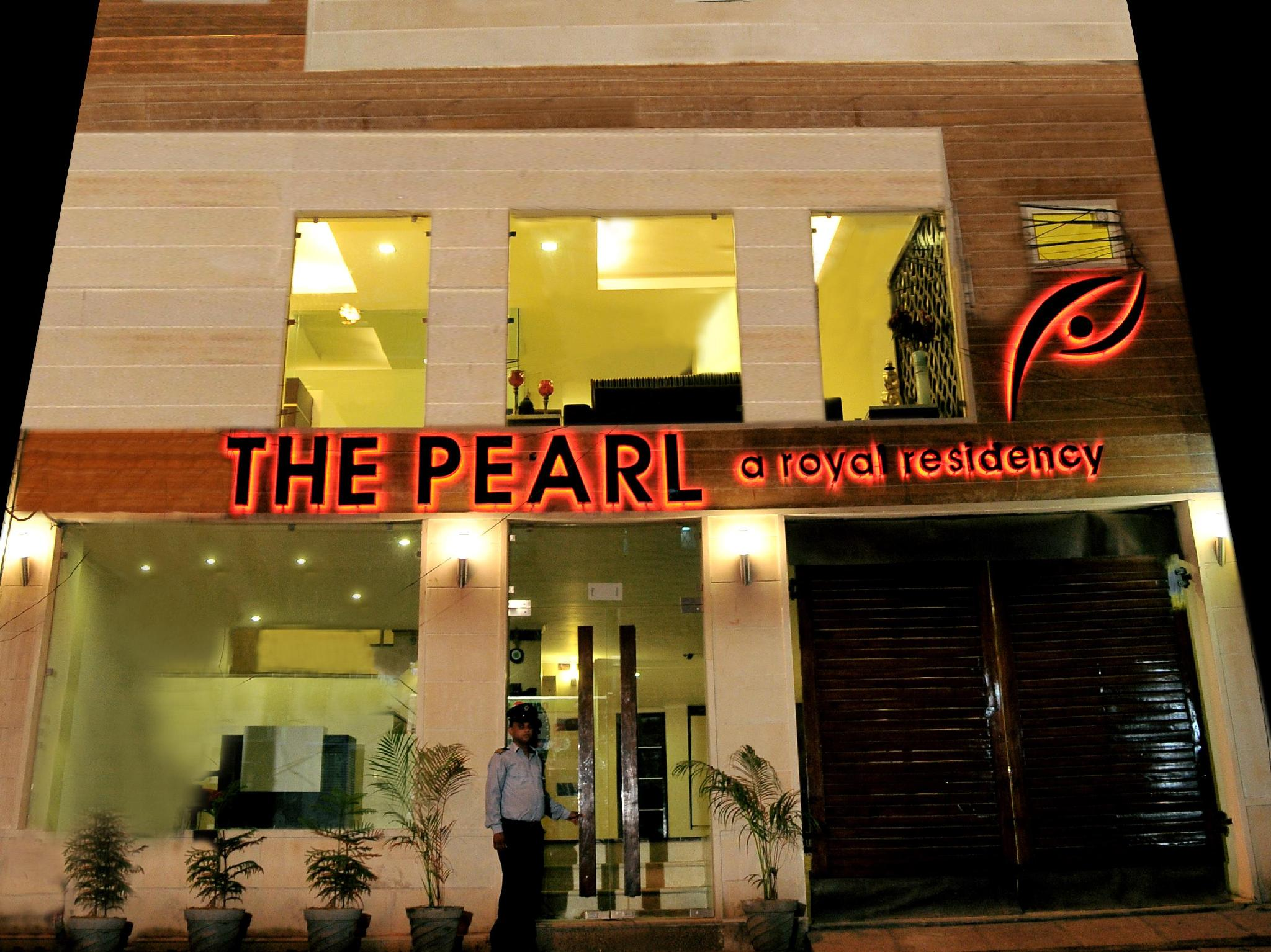 The Pearl - A Royal Residency - Hotell och Boende i Indien i New Delhi And NCR