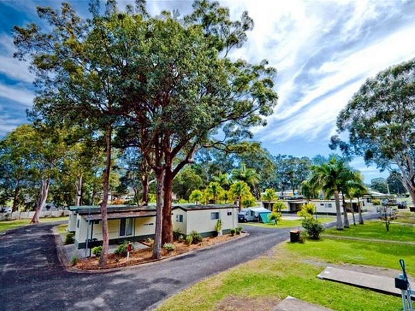 North Coast Holiday Park Coffs Harbour Cabins