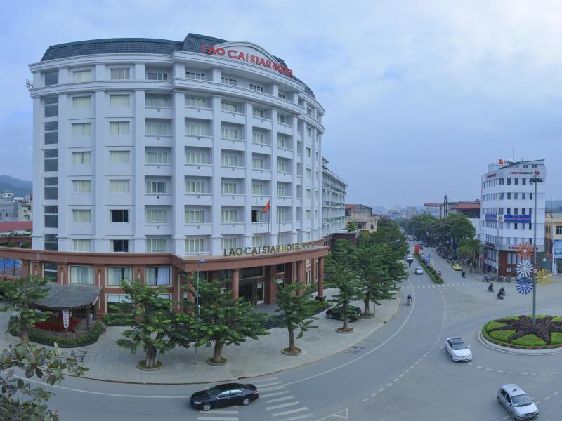 Hotell Lao Cai Star Hotel