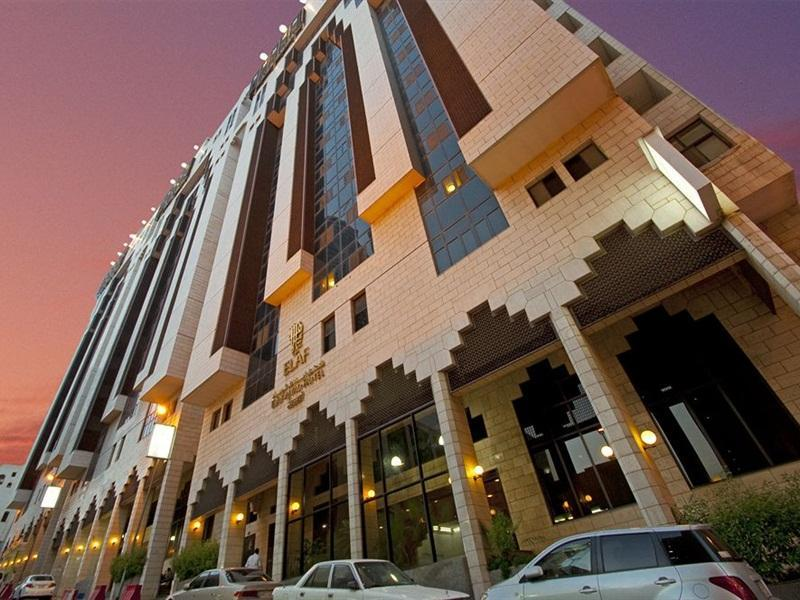 Elaf Ajyad Hotel Makkah - Hotels and Accommodation in Saudi Arabia, Middle East