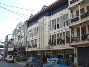 Seng Lao Hotel Vientián - Exterior del hotel