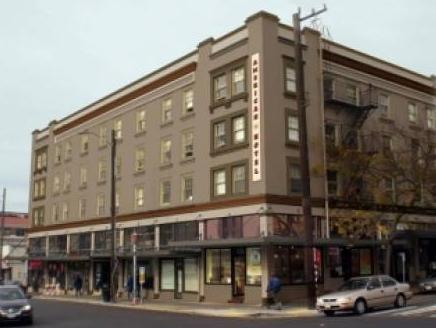 Hostelling International Seattle At The American Hotel