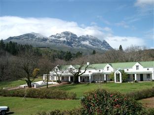 Knorhoek Country Guesthouse Stellenbosch - Winter