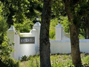 Knorhoek Country Guesthouse Stellenbosch - Entrance