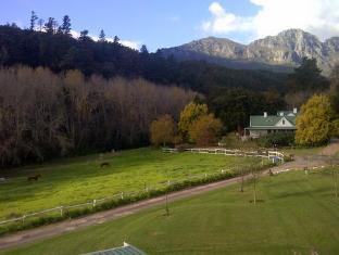 Knorhoek Country Guesthouse Stellenbosch - View
