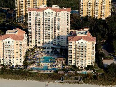 Marriott'S Oceanwatch Villas At Grande Dunes Hotel - Hotel and accommodation in Usa in Myrtle Beach (SC)