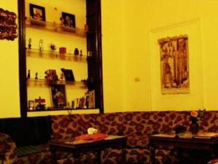 Mesho inn Hostel Kairo - Hotellet indefra