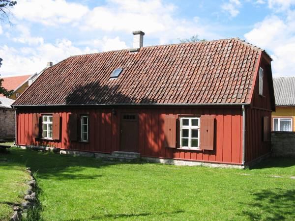 Punane Taanlane Guest House كوريسار - المظهر الخارجي للفندق