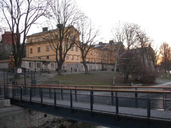Stf Skeppsholmen Hostel