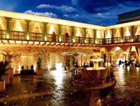 Aranwa Cusco Boutique Hotel - Hotell och Boende i Peru i Sydamerika