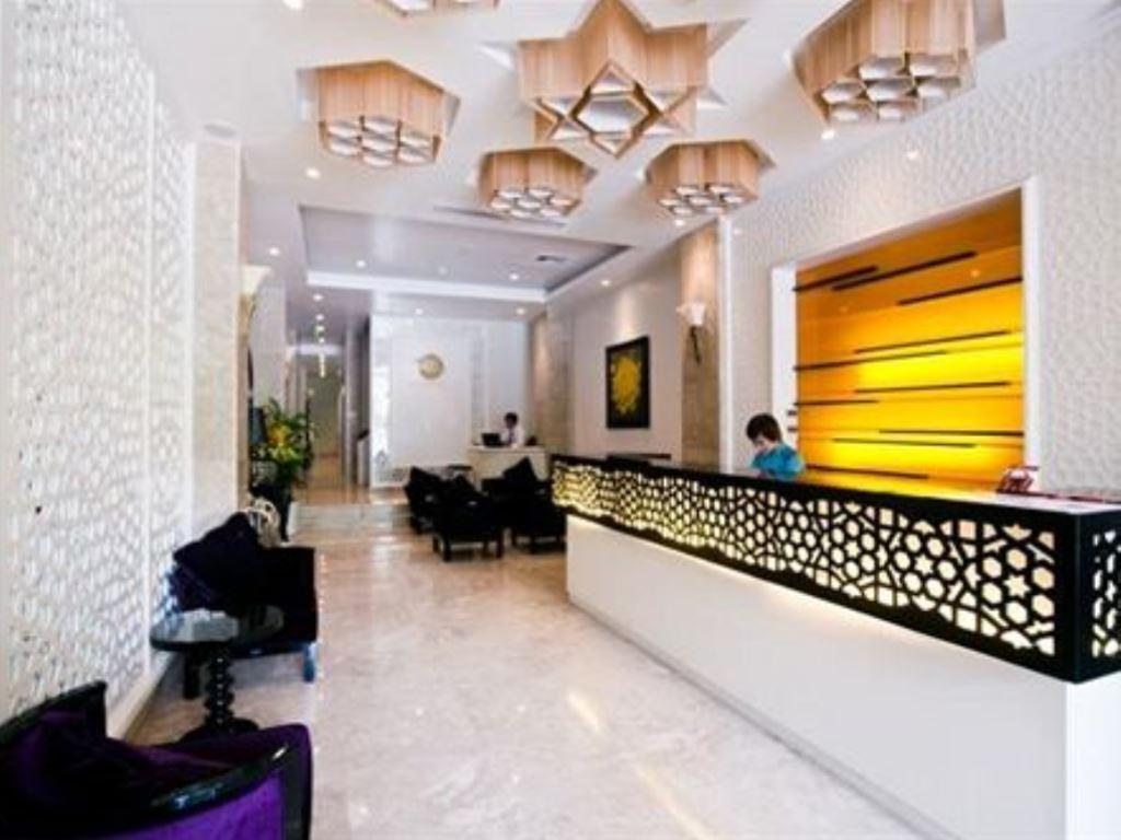 Hotell Marigold Hotel Hanoi