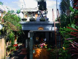 Teba House Ubud Guest House Bali - Recepção