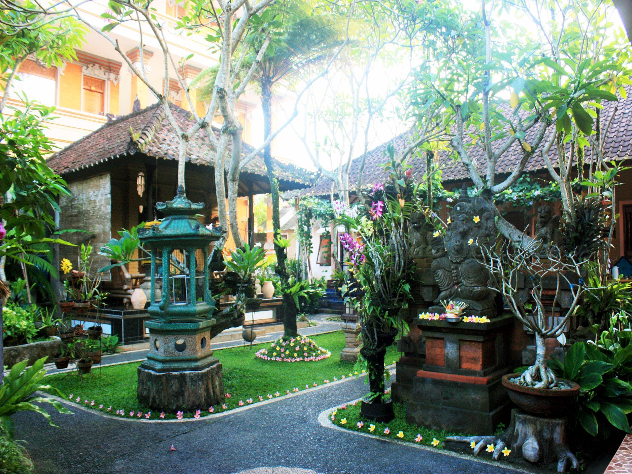 Teba House Ubud Guest House बाली