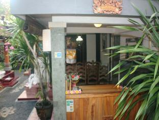Teba House Ubud Guest House Bali - Recepción