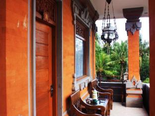 Teba House Ubud Guest House Bali - Ban Công/Sân Thượng