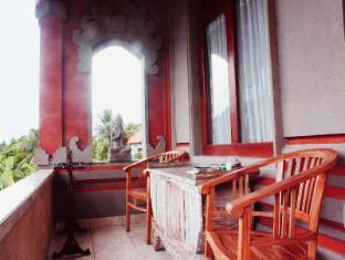 Teba House Ubud Guest House Bali - Varanda/Terraço
