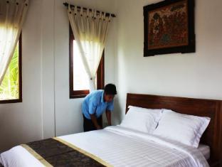 Teba House Ubud Guest House Bali - Phòng khách