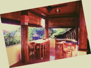 Teba House Ubud Guest House באלי - מסעדה