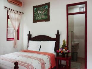 Teba House Ubud Guest House באלי - חדר שינה