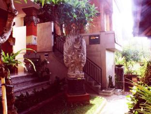 Teba House Ubud Guest House באלי - גינה