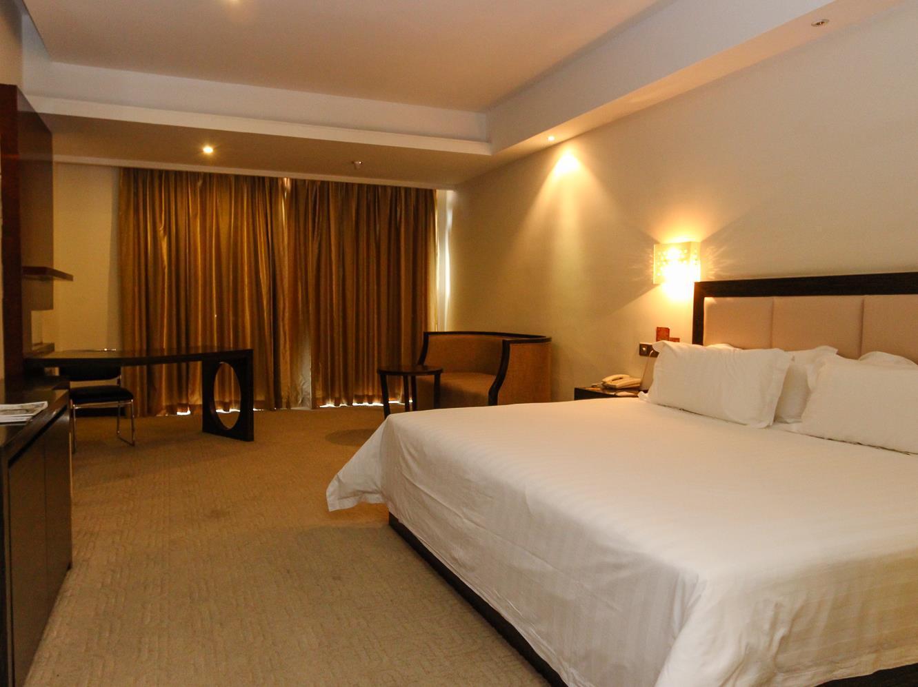 Goldmet Inn Kanton - Hotel Aussenansicht