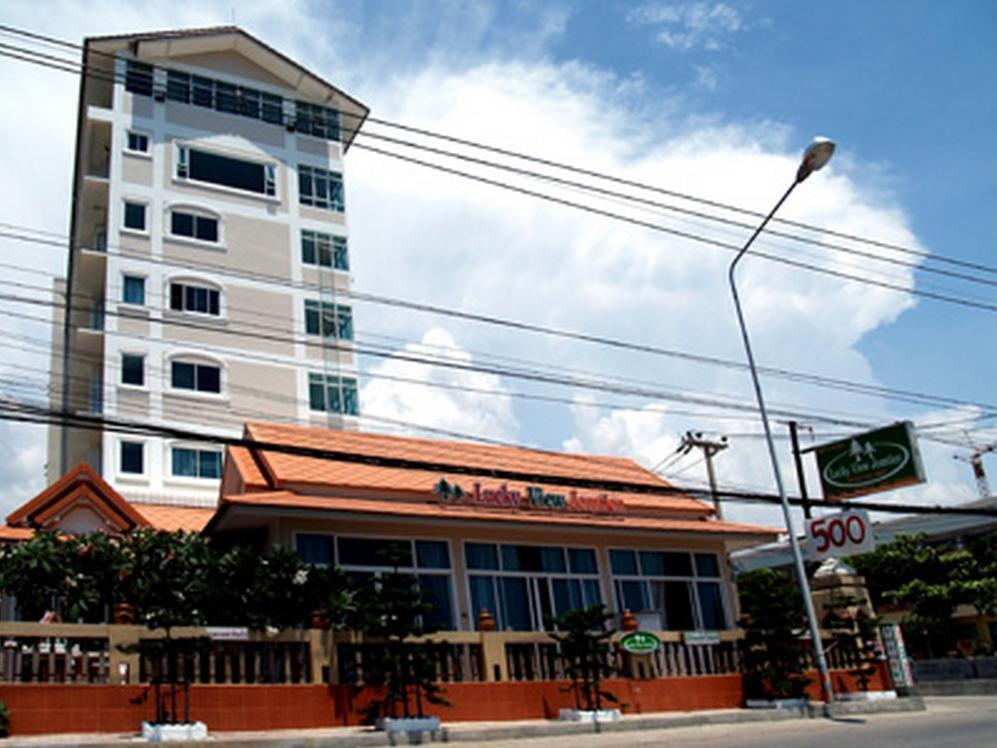 Luckyview Jomtien Hotel - Hotels and Accommodation in Thailand, Asia